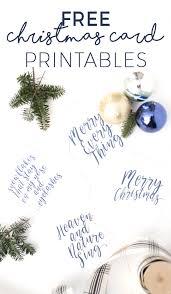 Christmas Card Images Free Free Christmas Cards Printable Chic Christmas Cards Free To Print