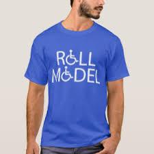 roll model t shirt