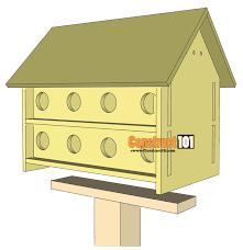 martin bird house plans. Purple-martin-bird-house-plans-step-11 Martin Bird House Plans