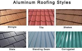 aluminum roof repair