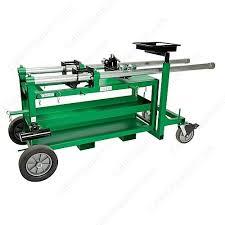 Greenlee Mobile Conduit Bending Table Cableorganizer Com