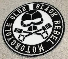 black rebel motorcycle club 3 circle