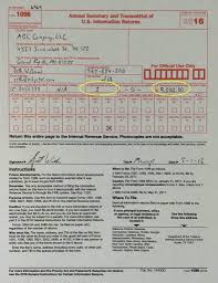 File form 1096 to report 1099 you've filed. F 1099 Form