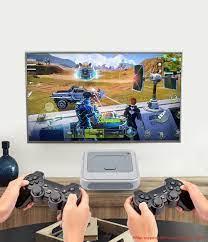 Máy chơi game điện tử 4 nút Super Console X +30000 game Hỗ trợ kết nối HDMI  - 4K HDR Tay cầm gamer psp SUP - Hỗ trợ WIFI - LAN -