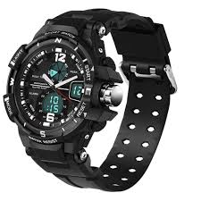 military g shock style waterproof shock watch my instant deal