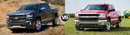 2018 vs 2017 Chevrolet Silverado Comparison Review | Quitman GA