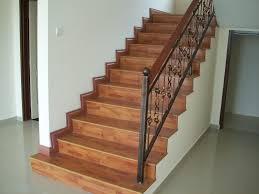 Ideas Attractive How To Install Laminate Flooring On Stairs Ideas Created  For Indoor Staircase With Hardwood ...