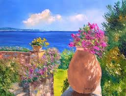 jean marc janiaczyk french painter dreaming of provence