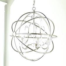 metal orb chandelier canada light fixture crystal and my 3 bronze