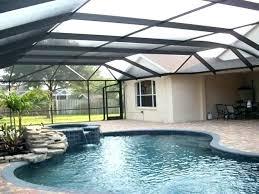 pool enclosures s lanai patio cost glass windows vs acrylic windows for lanai patio cost pool