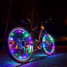 Shark Tank Lighted Bike Wheels Led Bicycle Bike Wheel Light Auto Open Close Wheel Spoke