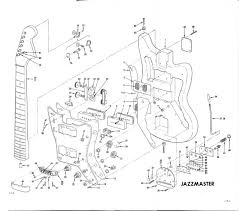 fender jazzmaster wiring schematic wiring diagrams fender wiring diagrams for automotive