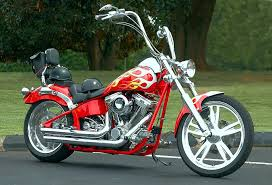 free photo motorcycle chopper shiny clean free image on