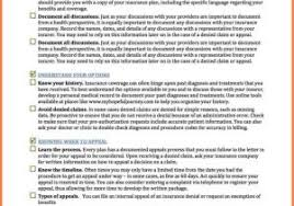 Letters Of Appeal Sample Letters Of Appeal Medical Billing And 10 Best Images Of
