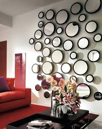 wall decoration ideas black mirror large wall mirrors decorating ideas wall designs ideas for bedroom