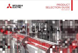 Mitsubishi Electric Product Selection Guide 15th Edition