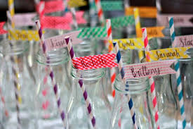 Unicorns Party Ideas For A Baby Shower  Catch My PartyBaby Shower Party Table Decorations