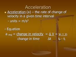 2 acceleration acceleration