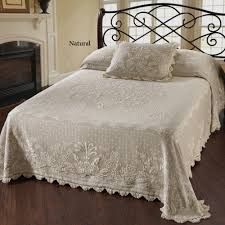 country ruffled curtains bedspreads coverlet coverlets