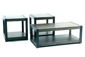 round espresso coffee table round espresso coffee table finish arkely contemporary style espresso marble 3pc coffee