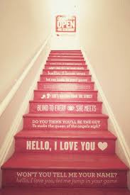 ... Staggering Fun Home Decor Ideas Stair Riser ...