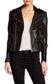image of june vintage moto jacket