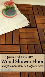 eco friendly diy deck. Fortunately The Solution Was A Quick, Easy, And Split Eco Friendly Middle IKEA Hack Away \u2013 Install Removable Outdoor Wood Deck Tile Over Current Diy