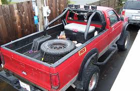 Chevy Truck Roll Bars