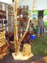 Cedar Coat Rack Enchanting Cedar Coat Tree With Stump For The Home Pinterest Coat Tree
