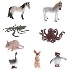 Details About Realistic Octopus Mantis Horse Animal Model Role Play Figure Figurine Toys
