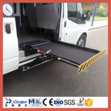 wheel chair lift for van. Ce Certified Electric Wheelchair Lift For Car And Van With Loading 300kg Wheel Chair O