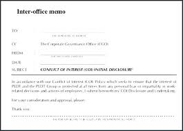 Inter Office Memo Format Interoffice Memo Template Front End Web Developer Cover