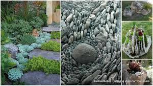 Rock Garden Plans Designs Rock Garden Ideas To Implement In Your Backyard