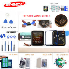 <b>Sinbeda For Apple Watch</b> Series 1st Gen LCD Display Touch ...