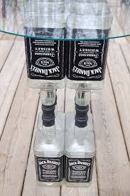 Liquor Bottle Decorations Fun DIY Ideas Inspired by Jack Daniels Recipes Projects Crafts 39