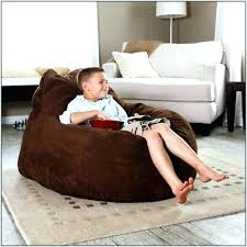 bean bag xl bean bag club chair orka xl bean bag cover brown and tan