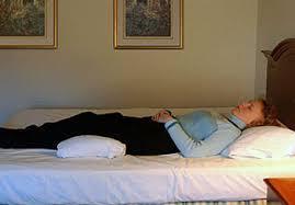 نتیجه تصویری برای تشک مناسب برای کمر درد