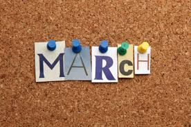 Image result for march month
