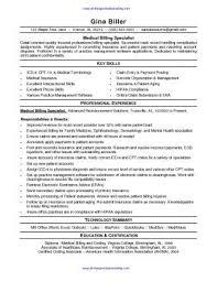 Medical Billing Resume Template Stunning Dfcadadcadfaacae Add Photo Gallery Medical Biller Resume Resume Format