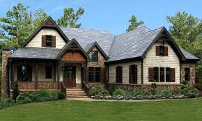 mountain house plans rear view plan square feet 3 bedrooms bathrooms