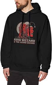Stven Casual Fashion King Gizzard & The Lizard ... - Amazon.com