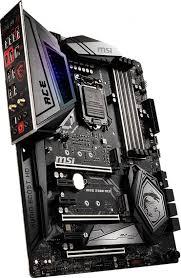 Обзор <b>материнской платы MSI</b> MEG Z390 Ace на чипсете Intel Z390
