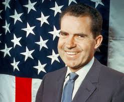 Image result for nixon portrait
