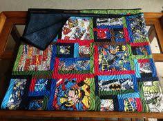 Batman Comic Book Quilt | Book quilt, Batman comic books and ... & Jon's Quilt. Super hero. Adamdwight.com