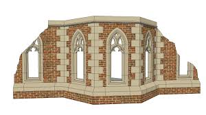 Small Picture Chapter House Design 3D design