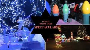 Lv Zoo Lights Amazing Winter Light Spectacular At Lehigh Valley Zoo