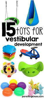 Best Toys for the Vestibular System!