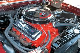 Chevelle Engine Options: 1967 - Chevy Hardcore