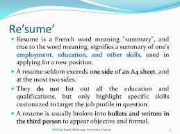 Resume Meaning 6 Peaceful Design Ideas Webster Dictionary