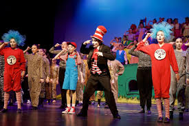 The musical's name is a portmanteau of a mispronunciation of seuss, which is actually pronounced zois, and the word musical. Christian Youth Theater Performing Seussical Jr Theater Kenoshanews Com